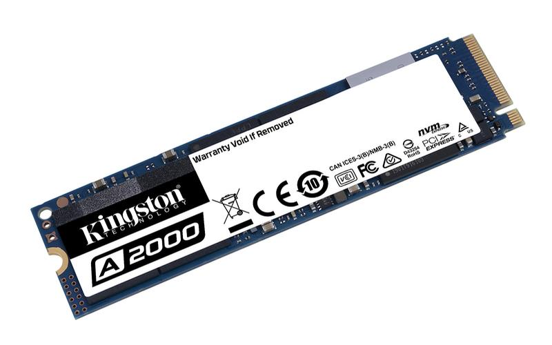 Kingston A2000 NVMe SSD