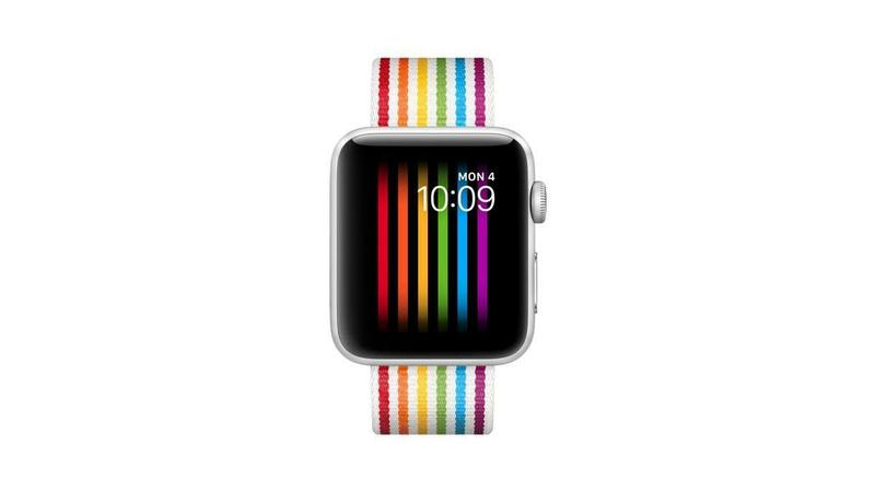Apple Watch, Gay, LGBT, Watchface