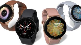 galaxy watch active2 line up