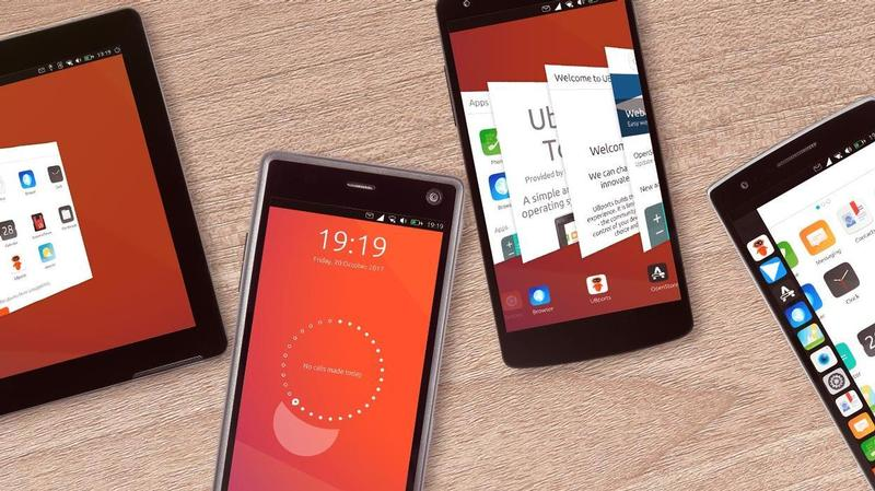 Ubuntu Touch Phones Tablets