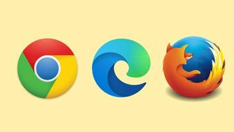 chrome edge firefox