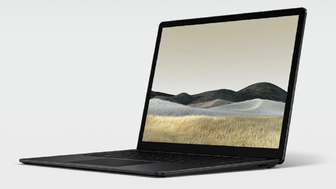 surface laptop 3 zwart